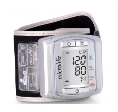 Тонометр автоматический на запястье Microlife ВР W 100 (Швейцария)