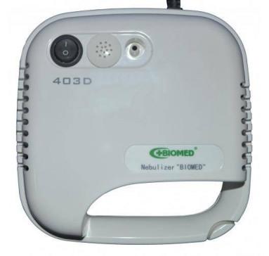 Ингалятор компрессорный Биомед 403D (Украина)