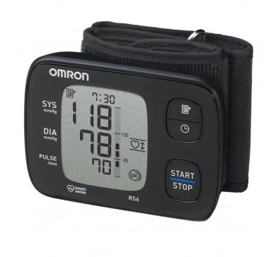 Тонометр автоматический на запястье Omron RS6 (НЕМ-6221-E) (Япония)