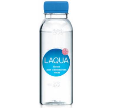 Вода для запивания лекарств LAQUA