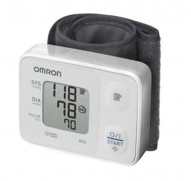 Тонометр автоматический на запястье Omron RS2 (НЕМ-6121-E) (Япония)