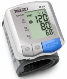 Тонометр автоматический на запястье Nissei WS-820 (Япония)