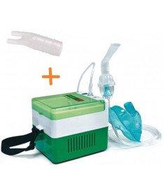 Інгалятор компресорний Ulaizer First Aid + канюля для носа (Україна)