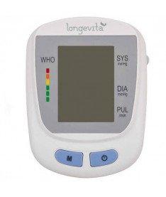 Автоматический тонометр с адаптером Longevita BP-103 (Великобритания)