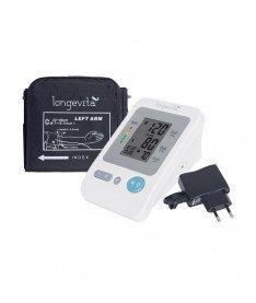 Автоматичний тонометр з адаптером Longevita BP-1304 (Великобританія)