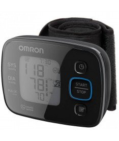 Тонометр автоматичний на зап'ясті Omron MIT Precision 5 (HEM-6150-E) (Японія)